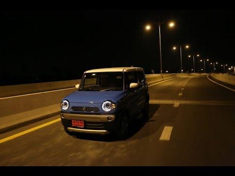 2015 Suzuki Hustler Test Drive : ขับทดสอบ ซูซูกิ ฮัสท์เลอร์ ใหม่
