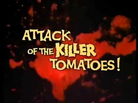 Attack of the Killer Tomatoes Trailer