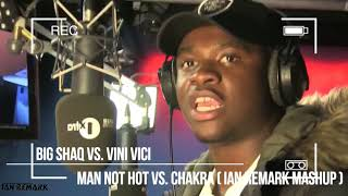 Original songs: Big Shaq - Man Not Hot Vini Vici ft. W&W - Charka ▻...