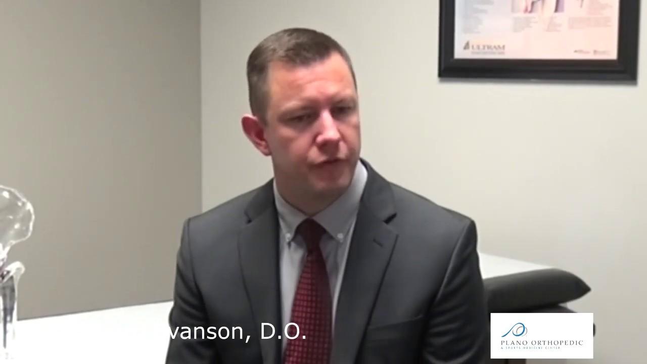 J Richard Evanson, D O  - Plano Orthopedic & Sports Medicine Center