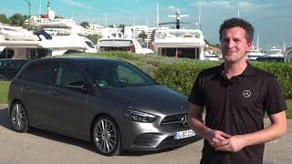 2019 Mercedes-Benz B 200 d: Test drive with the new Mercedes B-Class