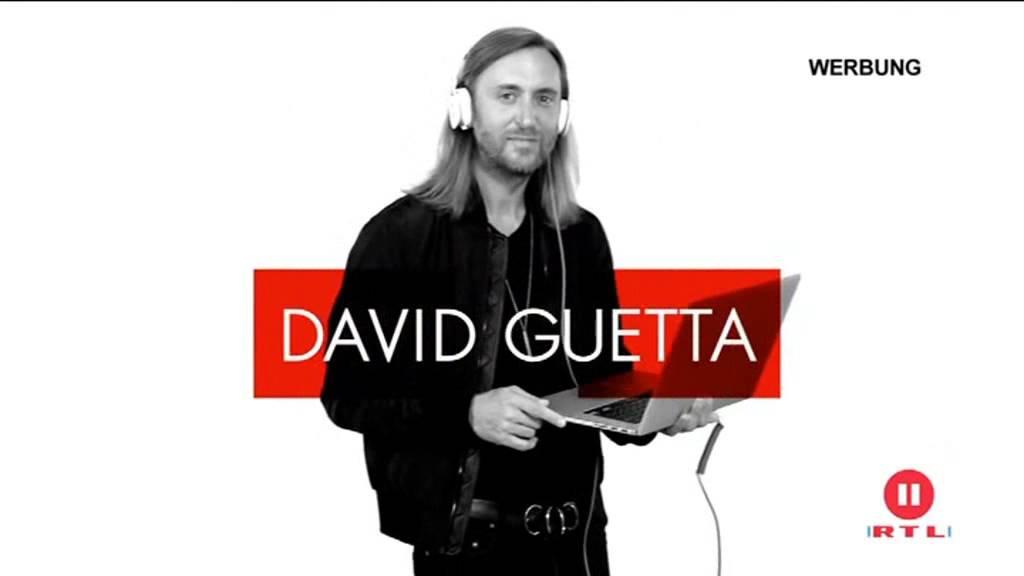 Rtl2 Weihnachtskalender.Rtl2 Werbung Ident David Guetta Sommer 2015
