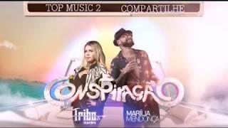 Conspiração  -  Tribo Da Periferia   Part. Marília Mendonça  ( Official Music Lyric)  +  Letra