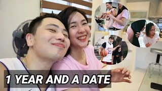FIRST DATE AFTER ANNIVERSARY (JaiGa)