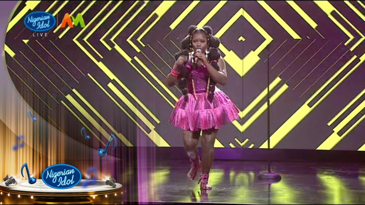 Download Top 6 Reveal: Comfort – 'Observation Is No Crime' – Nigerian Idol | Africa Magic | S6 |E11