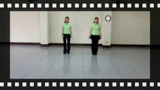 Lovers Live Longer - Line Dance ( Rene and Reg Mileham )