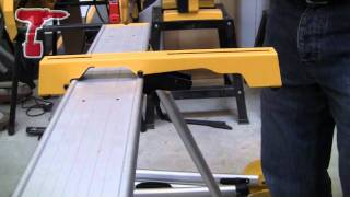 Dewalt De7035 Heavy Duty Work Support Stand - Saw Horse