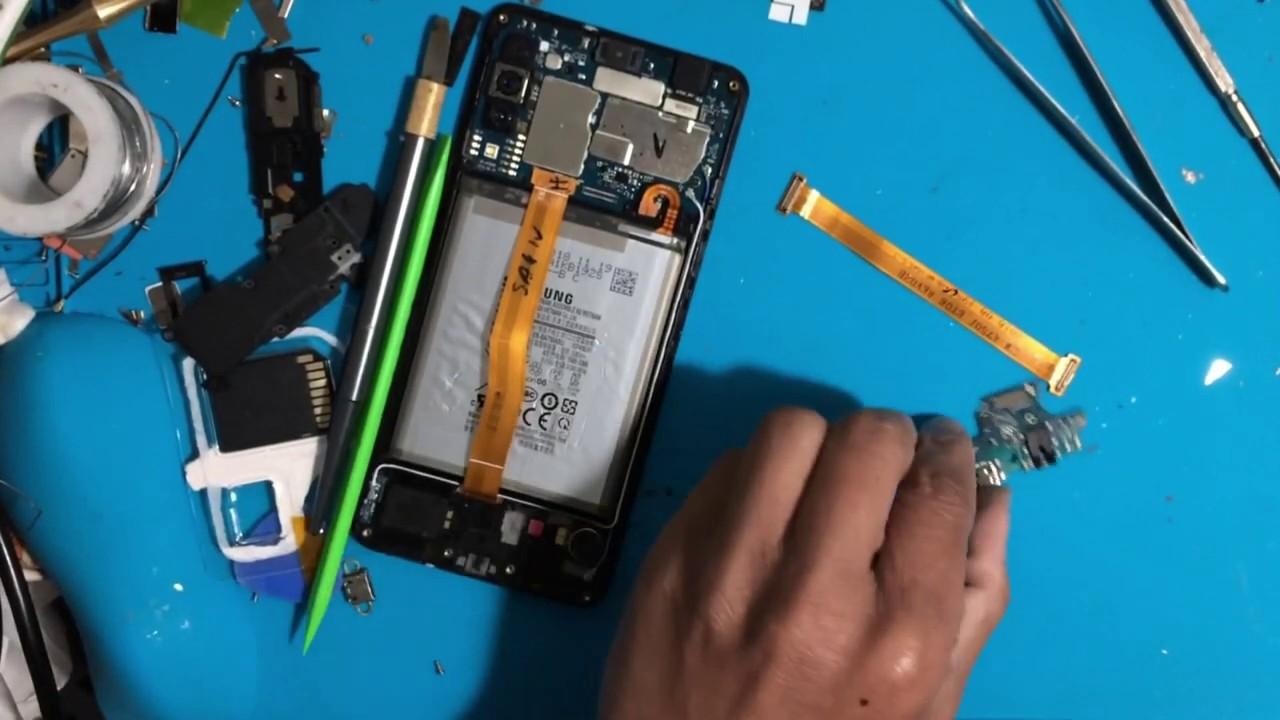 Download মোবাইলের একটি Advance Repair কাজ শিখুন | Samsung A7 (A750F/FN/G) Not Charging Advance Repair Fixing
