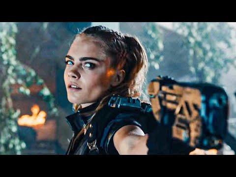 Call of Duty Black Ops 3 Live-Action Trailer (1080p HD) (60FPS) Cara Delevingne, Michael B. Jordan