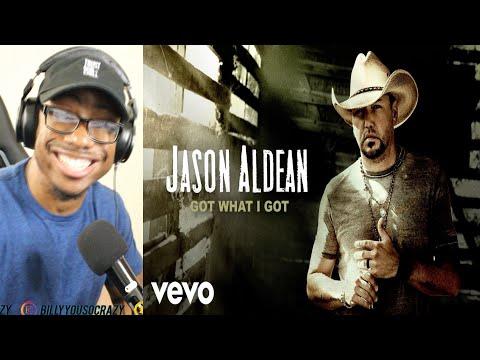 Jason Aldean - Got What I Got REACTION!