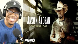 Jason Aldean - Got What I Got REACTION!