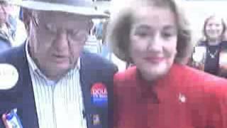 Howard Coble & Elizabeth Dole