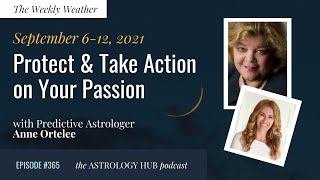 """[WEEKLY ASTROLOGICAL WEATHER] """"Protect & Take Actio…"""