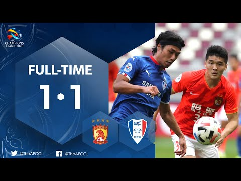 Guangzhou Evergrande Suwon Bluewings Goals And Highlights