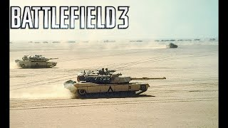 Battlefield 3 Tank Mission No Commentary Thunder run