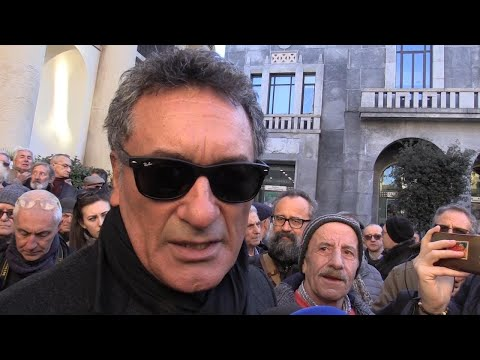 Anastasi, il funerale a Varese. Gentile: 'Vergognoso il mancato minuto di silenzio su tutti i campi'