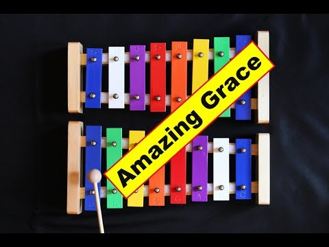 """Amazing Grace Duet"" from Popular 8 Note Songs"