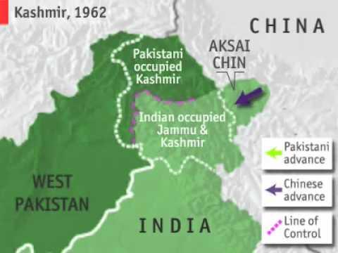 South Asia - Bangladesh, China, India, Pakistan - 20110111 - After the British empire.