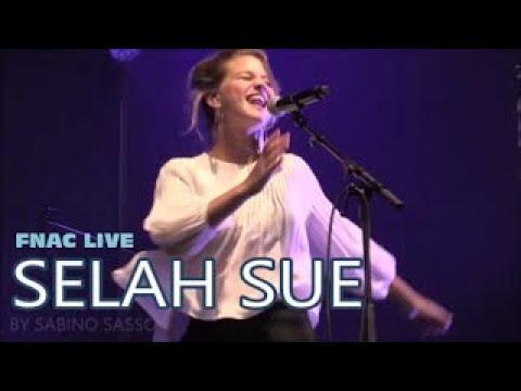 SELAH SUE AU FESTIVAL FNAC LIVE PARIS LE 16 JUILLET 2015