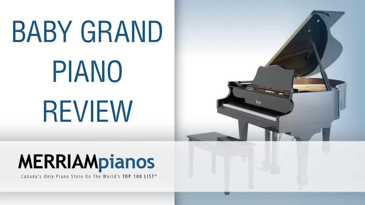 Baby Grand Piano Everything You Ever Needed To Know About Baby Grand Pianos By Merriam Pianos
