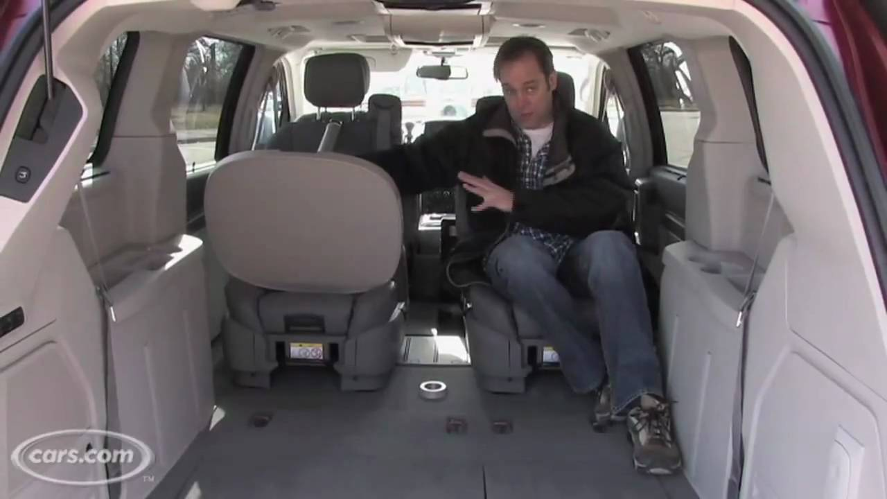 2009 Dodge Grand Caravan Sxt Youtube