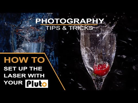 Pluto Trigger Laser Setup Gill Fry Photography Youtube