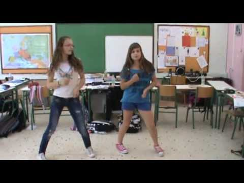 Thrift Shop 20$ Dollars in my pocket- choreography ina 6th grade.Greece