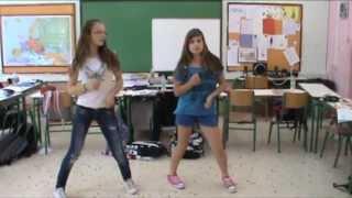 Thrift Shop 20$ Dollars in my pocket- choreography ina 6th grade.Greece