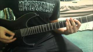 Otep - In Cold Blood (Guitar Cover)