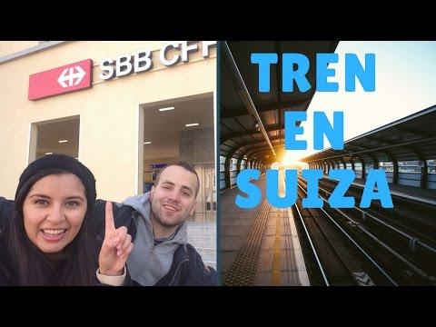 ¿Cómo Es El TREN En SUIZA? (precios Y Sistema) | Mexicana En Suiza