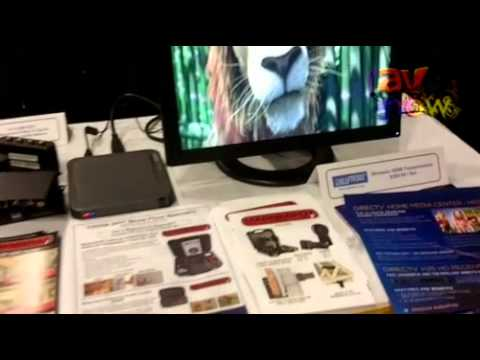 CEDIA 2011: North American Cable Equipment Shows Its HDMI Wireless Transmission & Receiver System