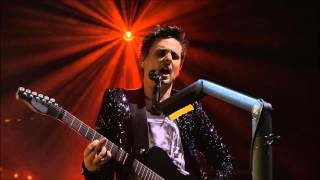 (HD) Muse - Starlight LIVE AT iTUNES FESTIVAL 2012