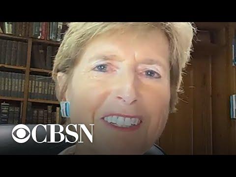 George W. Bush's first EPA chief on why she supports Joe Biden