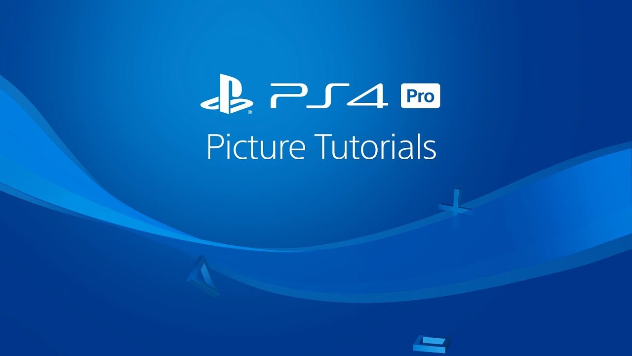 PS4 Pro: How to Enable 4K Resolution