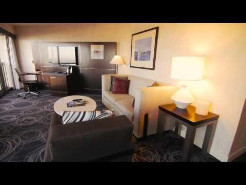 Room With A View At Hyatt Regency San Francisco