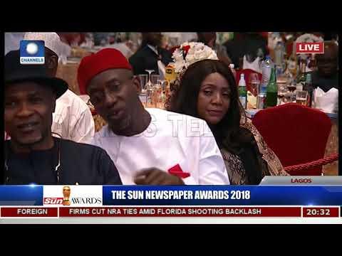 The Sun Newspaper Awards 2018 Pt.8 |Live Event|