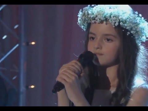 Simply AMAZING! 7 Year Old Angelina Sings Shot Me Down - Bang Bang
