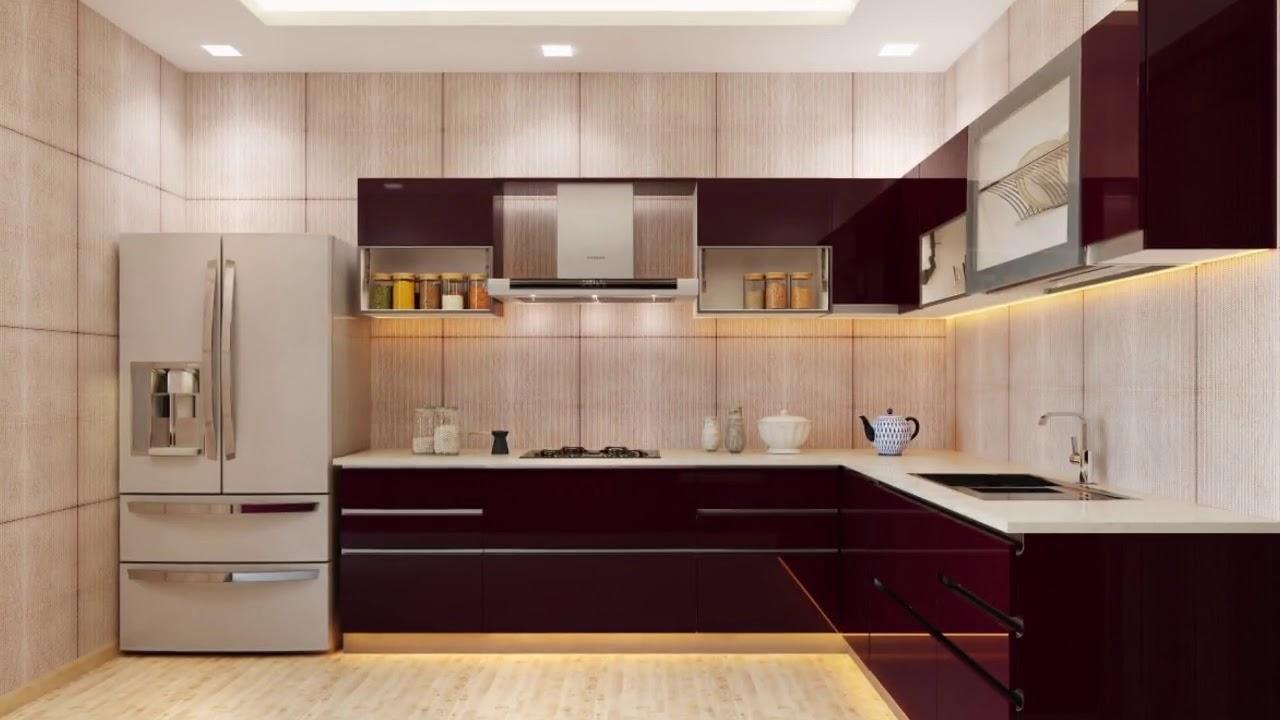 Modular Kitchen Racks Design Simple and Beautiful  YouTube
