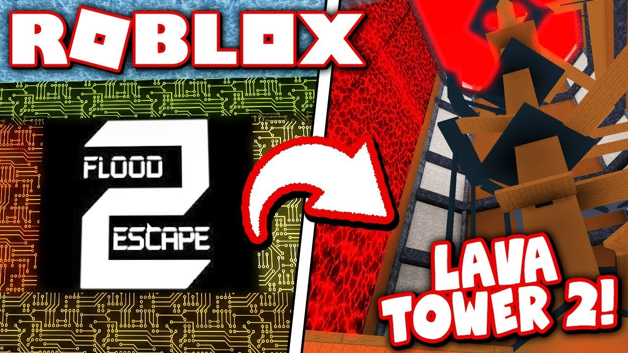 FAKE FLOOD ESCAPE 2 ACTUALLY WORKS?! *NEW MAP?!* (Roblox)