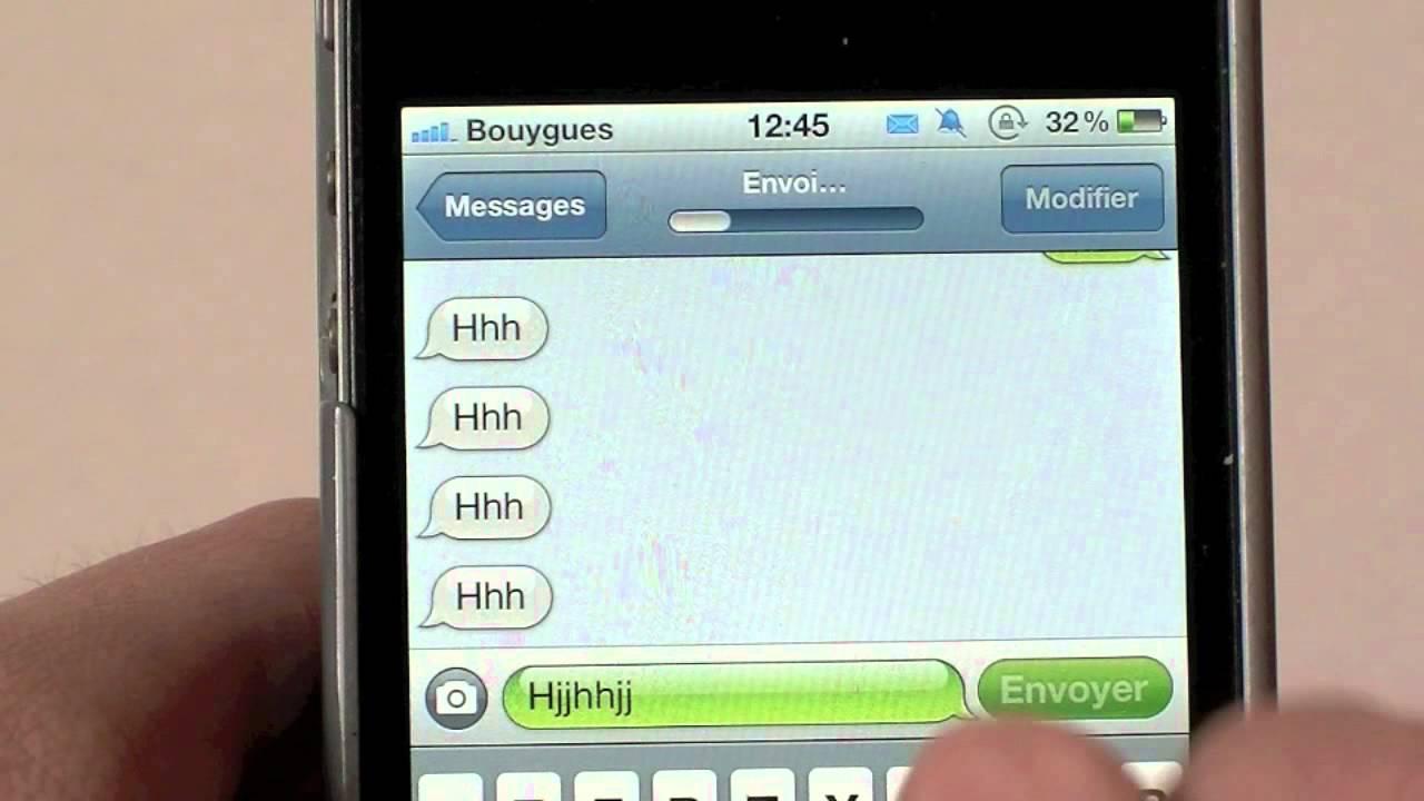 envoyer plusieurs sms en m me temps un sms bomber pour iphone youtube. Black Bedroom Furniture Sets. Home Design Ideas