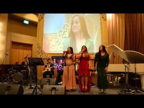 Full Band - Kereta Malam feat Annisa, Juwita, Jelita Bahar - Ritz Carlton Mega Kuningan