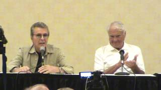 James Darren and Robert Colbert Q&A session at the 2012 MANC