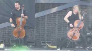 Apocalyptica - Canadian National Anthem/Hall Of The Mountain King (Live at Heavy MTL)