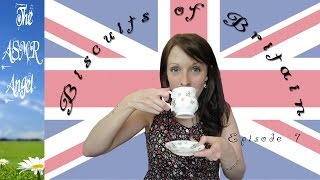 Asmr Biscuits Of Britain And Beyond - Tea Drinking And Biscuit Tasting Ep7