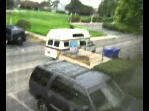 The hip hop ice cream truck