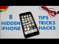 8 Hidden iPhone Tips, Trick, and Hacks to Save You Time