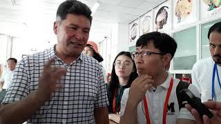 Drejtori I Institutit Te Riedukimit Ne Kashgar Xinjiang I Pergjigjet Pyetjeve