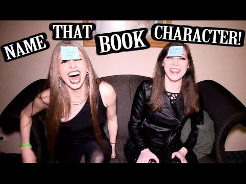 NAME THAT BOOK CHARACTER | XTINEMAY & KATYTASTIC