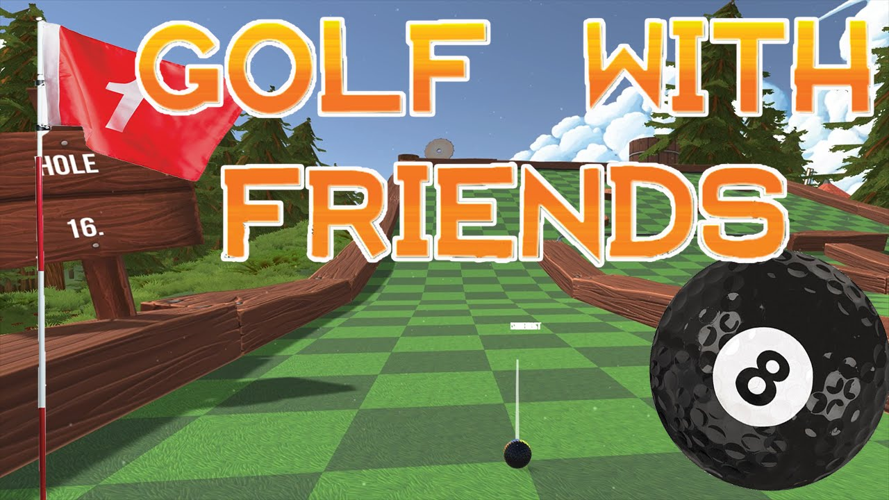 Golf with Friends Gameplay! Golf with Friends Funny ... Golf With Friends