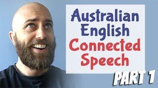 Baixar Australian English Connected Speech Part 1 | Learn Australian Pronunciation | Australian Accent